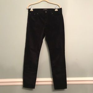 Banana Republic Velvet Pants